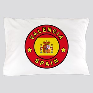 Valencia Spain Pillow Case