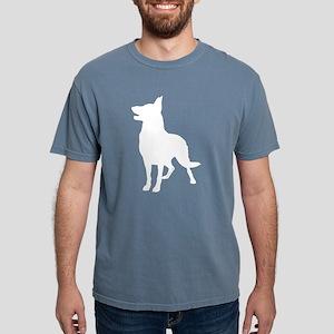 G Shep White Silhouette T-Shirt