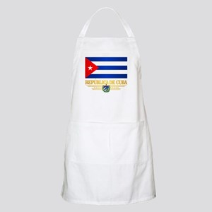 Cuba Apron