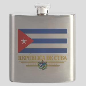 Cuba Flask