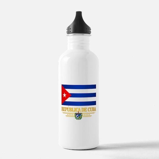 Cuba Water Bottle