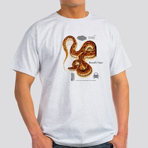 Russell's Viper White T-Shirt