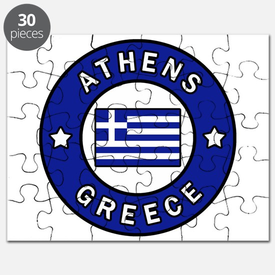 Athens Greece Puzzle