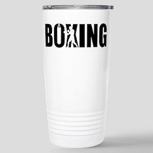 Boxing Stainless Steel Travel Mug