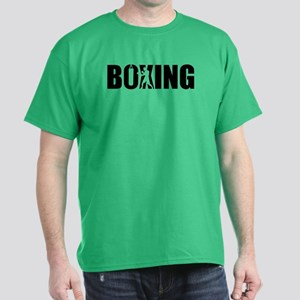 Boxing Dark T-Shirt