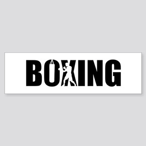 Boxing Sticker (Bumper)