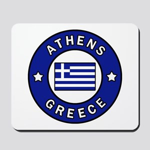 Athens Greece Mousepad