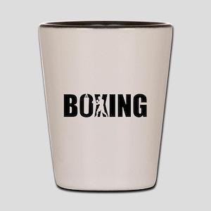 Boxing Shot Glass