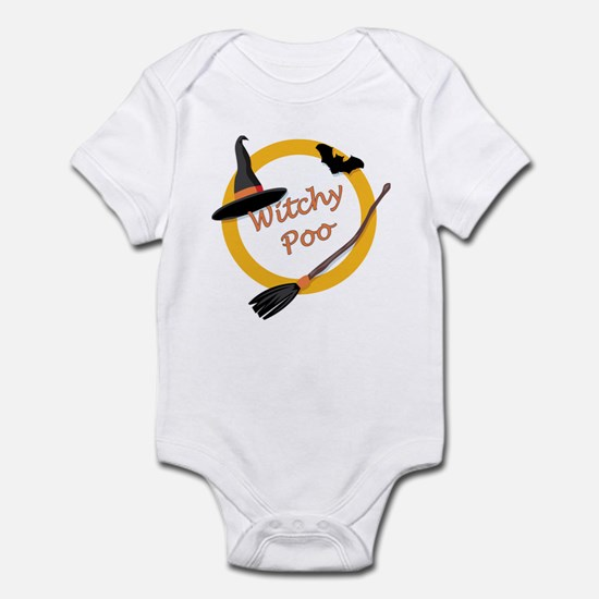 Witchy Poo Infant Bodysuit