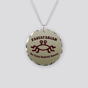 Flying Spaghetti Monster Necklace