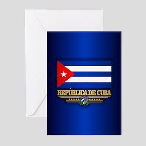 Cuba Greeting Cards
