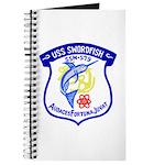 USS Swordfish (SSN 579) Journal