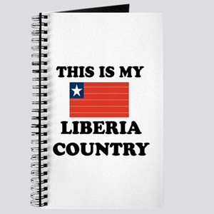 This Is My Liberia Country Journal