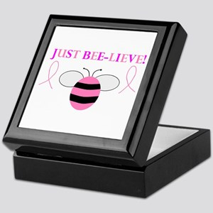 JUST BEE-LIEVE! Keepsake Box