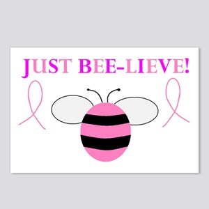 JUST BEE-LIEVE! Postcards (Package of 8)