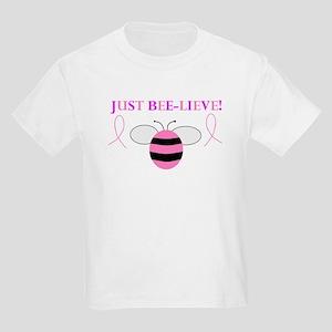 JUST BEE-LIEVE! Kids Light T-Shirt