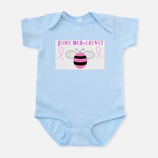 JUST BEE-LIEVE! Infant Bodysuit