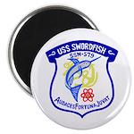 USS Swordfish (SSN 579) Magnet