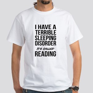 I Have A Terrible Sleeping Disorder Called Reading