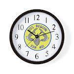 USS Requin (SSR 481) Wall Clock