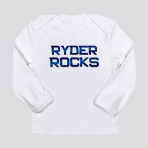 ryder rocks Long Sleeve T-Shirt