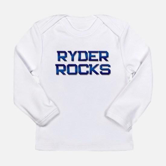 ryder rocks Long Sleeve T-Shirt