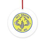 USS Requin (SSR 481) Ornament (Round)
