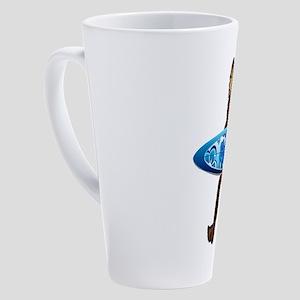 SOUL TO SURF 17 oz Latte Mug