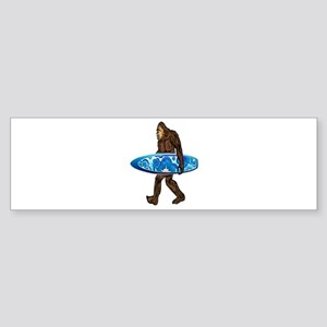 SOUL TO SURF Bumper Sticker