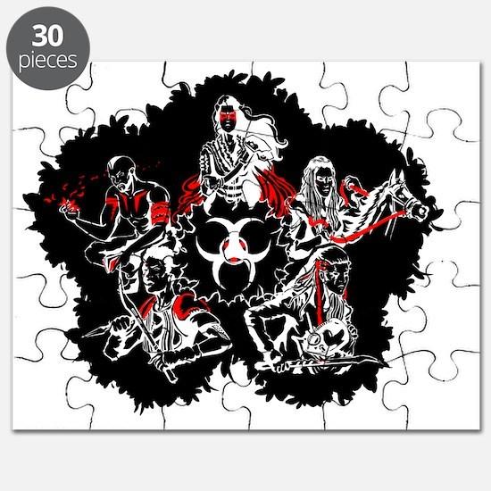 Unique The100tv Puzzle