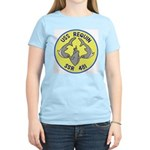 USS Requin (SSR 481) Women's Light T-Shirt