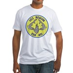 USS Requin (SSR 481) Fitted T-Shirt