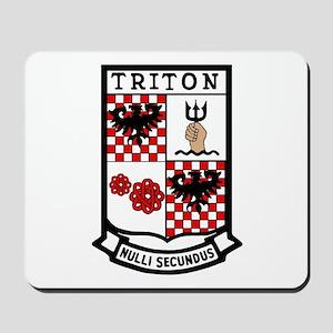 USS Triton  (SSRN 586) Mousepad