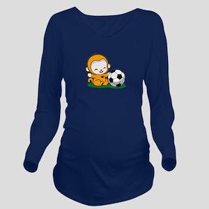 Baimon Long Sleeve Maternity T-Shirt