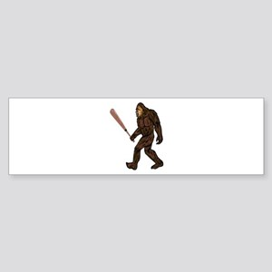 BATTER READY Bumper Sticker