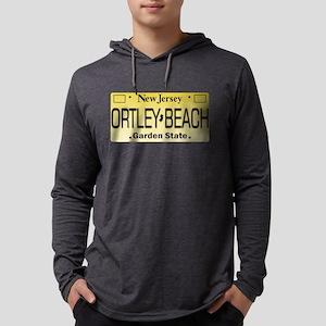 Ortley Beach NJ Tag Apparel Long Sleeve T-Shirt