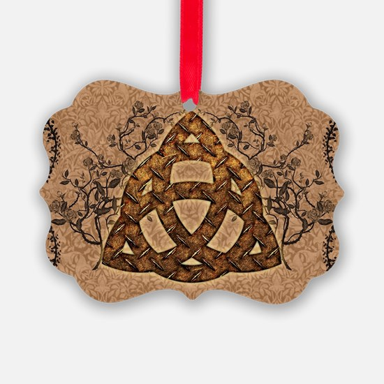 The celtic sign Ornament