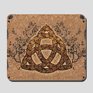 The celtic sign Mousepad