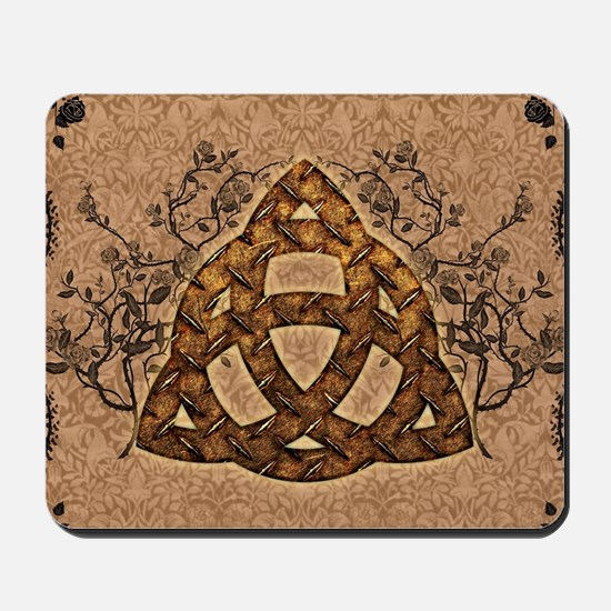 The celtic sign Mousepad