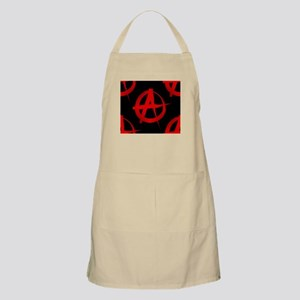 anarchy sign Apron