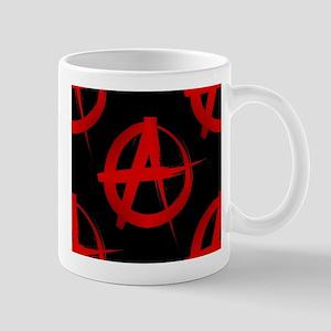 anarchy sign Mugs