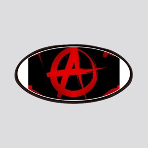 anarchy sign Patch