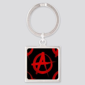 anarchy sign Keychains