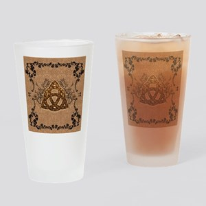 The celtic sign Drinking Glass