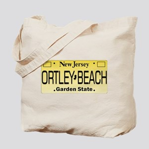 Ortley Beach NJ Tag Gifts Tote Bag