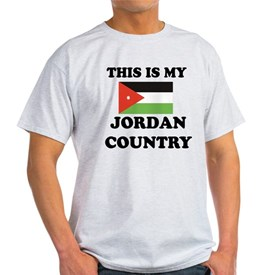 This Is My Jordan Country T-Shirt