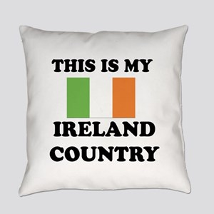 This Is My Ireland Country Everyday Pillow