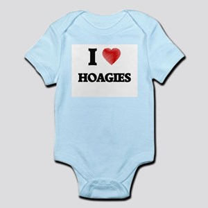 I Love Hoagies Body Suit