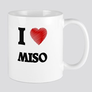 I Love Miso Mugs