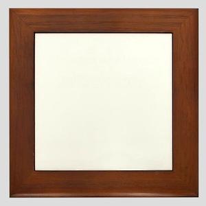 Of course I'm Awesome, Im BENNETT Framed Tile